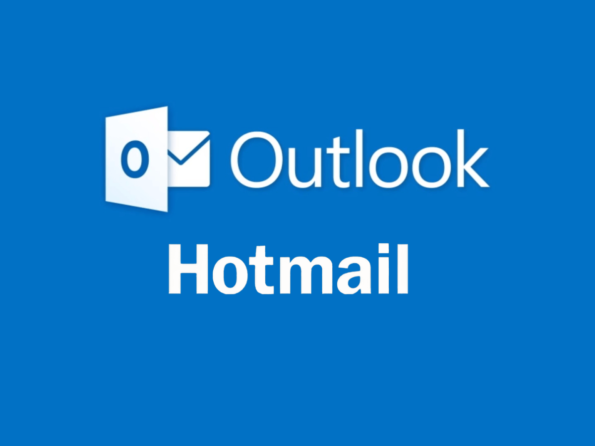 Microsoft, Outlook, Hotmail