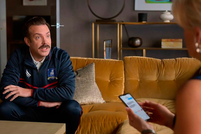 ted lasso jason sudeikis apple tv + star wars references