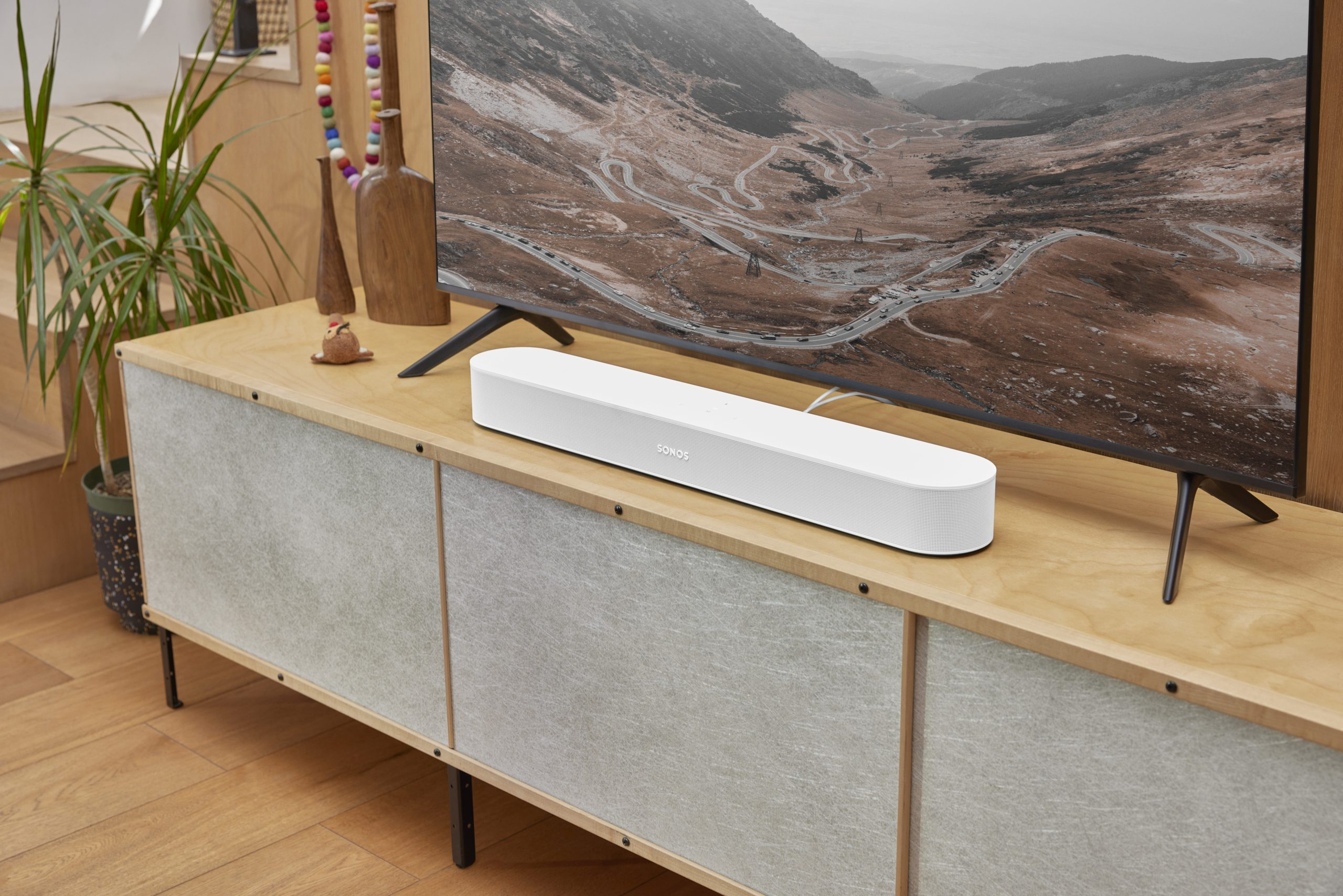 Sonos announces second-generation Beam with Dolby Atmos