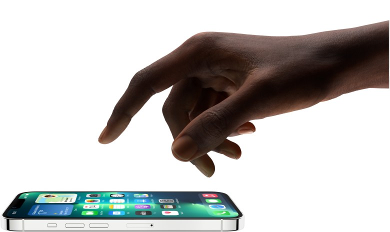 ProMotion on the iPhone 13 Pro