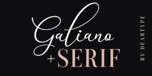 Galiano Serif