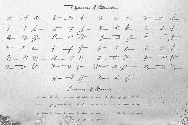 Proudly Signature Script