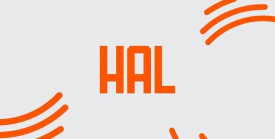 Hal Free Typeface