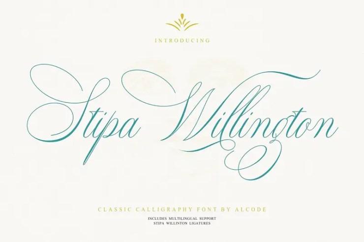 Wedding Fonts