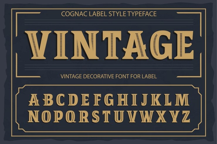 30 Wild West Fonts To Bring Out Your Inner Pioneer | HipFonts