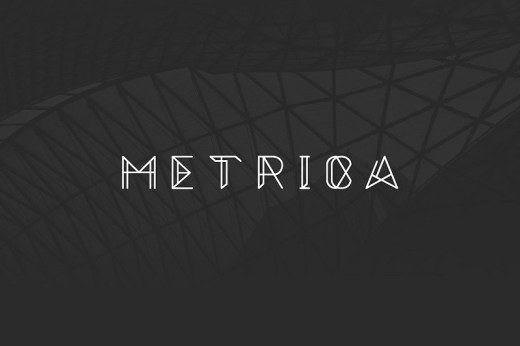 Architectural Fonts