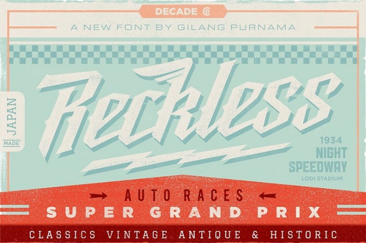 30 of the Best 1950s Fonts that Capture the Roaring Decade