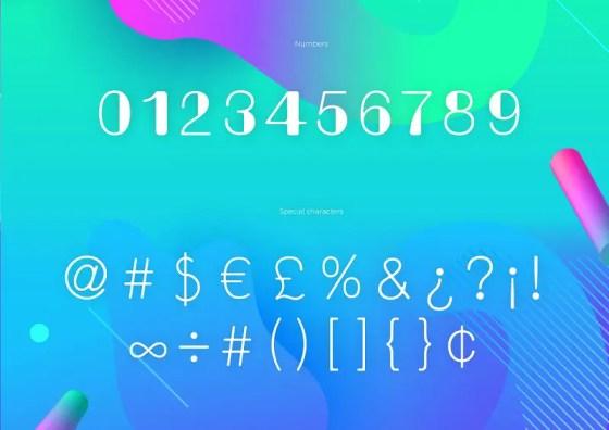 Bondi Free Font