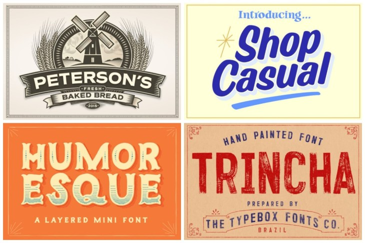 sign painter fonts