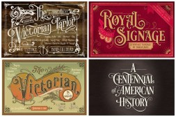 Victorian Fonts cover min