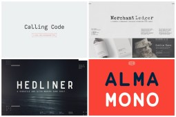 monospace fonts min