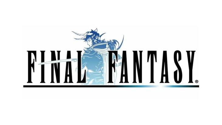 final fantasy logo font free download