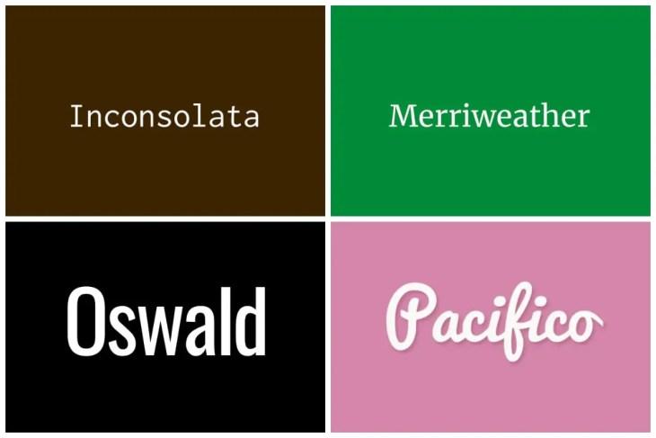 Google Fonts cover min