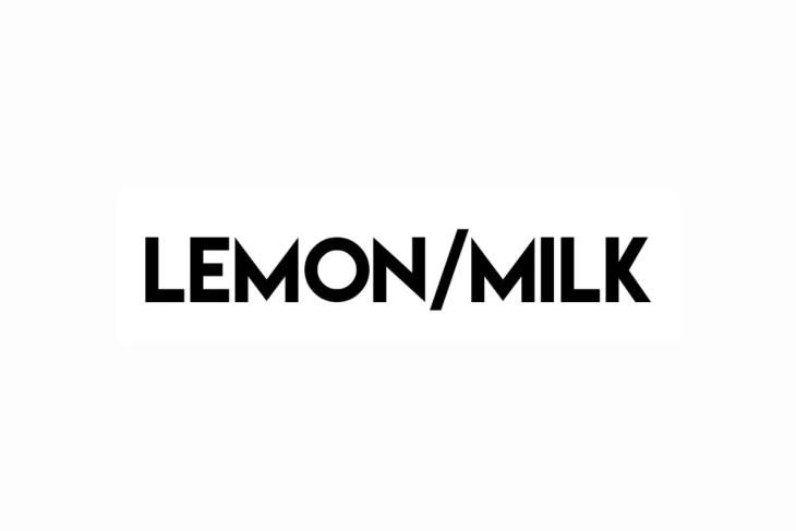 Lemon Milk Font