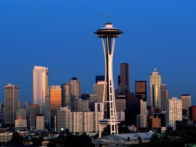 Space Needle Seattle