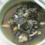 Korean Seaweed Soup: Chicken Miyukguk