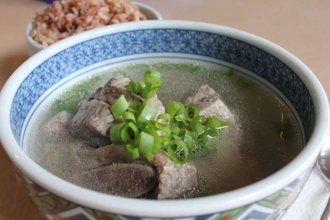 How To Make Galbi Tang Korean Short Rib Soup
