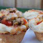 Hip Grandma's Sloppy Joe Biscuit Cups!