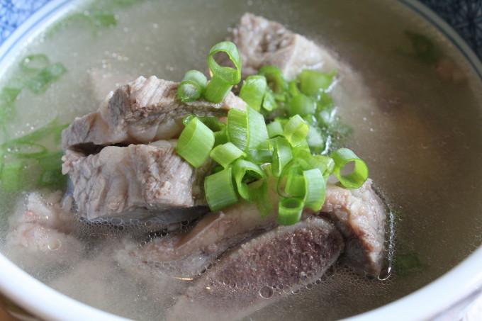 Galib Tang - Korean Short Rib Soup