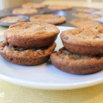 Chocolate Chip Cookie Mini-Pies . . well, sort of. .