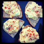 Deviled-Egg Spread