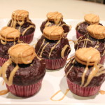 New Blog and Mini Chocolate Ganache Nutter Butter Cupcakes!