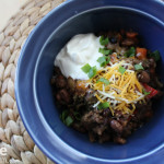Football Season and Chili 2.0 with a kick!