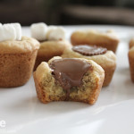 Candy Bar Cookie Mini-Muffins . . . and a Giveaway!!!