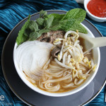 Faux Pho Bo for the Keys To The Kitchen Virtual Dinner Party!