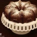 Tunnel of Fudge Bundt Cake for National Bundt Cake Day!