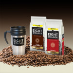 Giveaway: Eight O'Clock Coffee!! Coffee Lovers, Holla!!