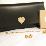Because I Love You . . . Moss Mills Clutch and Earrings Giveaway!!