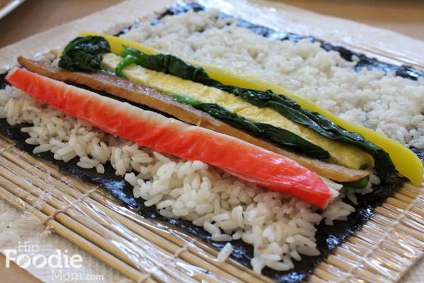 How to Make Korean Sushi