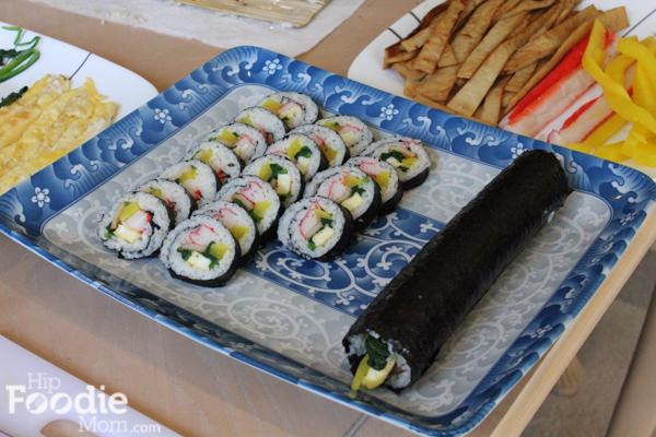 Kimbap Recipe