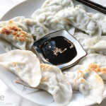 Korean Food: Homemade Dumplings