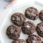 Dulce de Leche Double Chocolate Chip Cookies + A Silpat Giveaway!