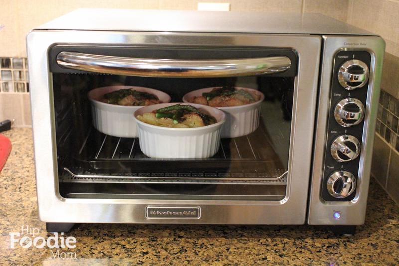 bakedshells_convec_oven Hip Foodie Mom.com