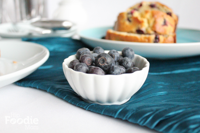 lemon blueberry bread | hip foodie mom_blueberries