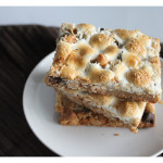 Marshmallow Bars and a Product Review: Silpat Entremet Baking Pan