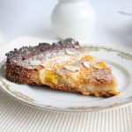 Dorie Greenspan's Orange Almond Tart for #SundaySupper