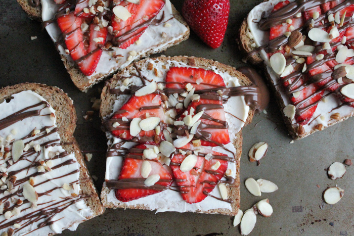 Honey Mascarpone Toast 2 | HipFoodieMom.com