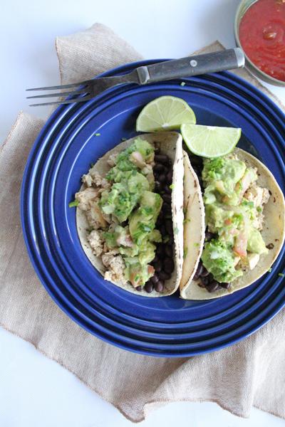 Tofu Tacos vertical | HipFoodieMom.com