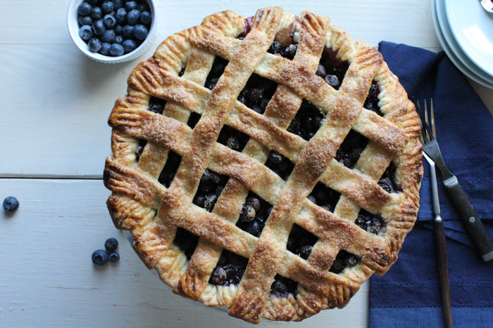 Berry Pie with lattice top3 | HipFoodieMom.com-3-2