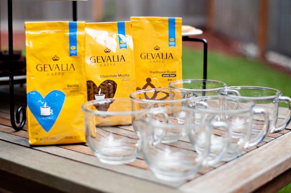 gevalia coffee shot   HipFoodieMom.com