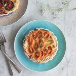 Heirloom Tomato Tarts