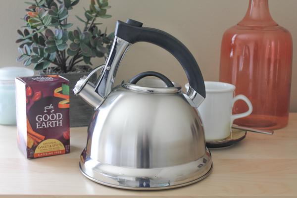 tea kettle giveaway
