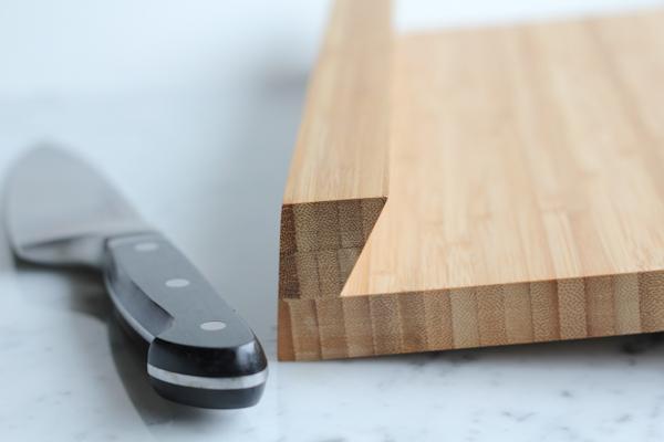 Bamboo Cutting Board4 | HipFoodieMom.com