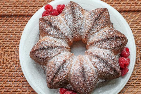 Crabapple Yogurt Bundt Cake_3 | HipFoodieMom.com