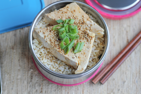 Rice and Tofu2 | HipFoodieMom.com