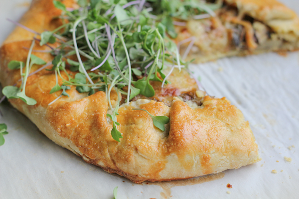 olive oil crust | HipFoodieMom.com